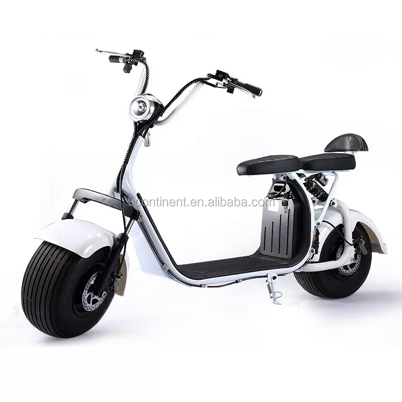 2017 New products <strong>2</strong> wheeled taizhou zhongneng scooter parts with one seat and two wheels