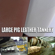 patented pig split glazed garment leather pu coated split leather SHOES COUNTERN LINING LEATHER for genuine mink fur blanket