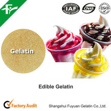 Bulk Food Grade Beef Gelatin Powder in Food Supplements