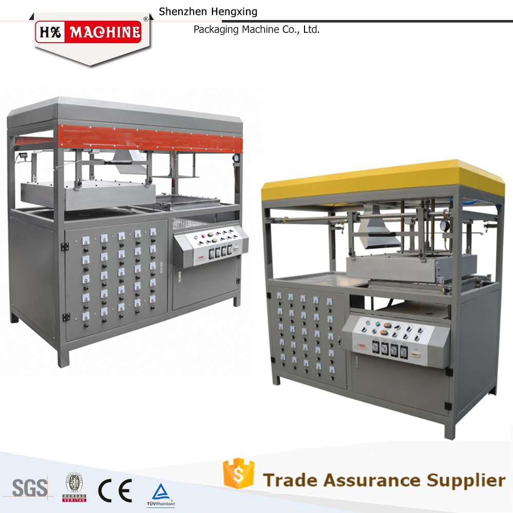 Disposable Plastic Food Container Making Machine