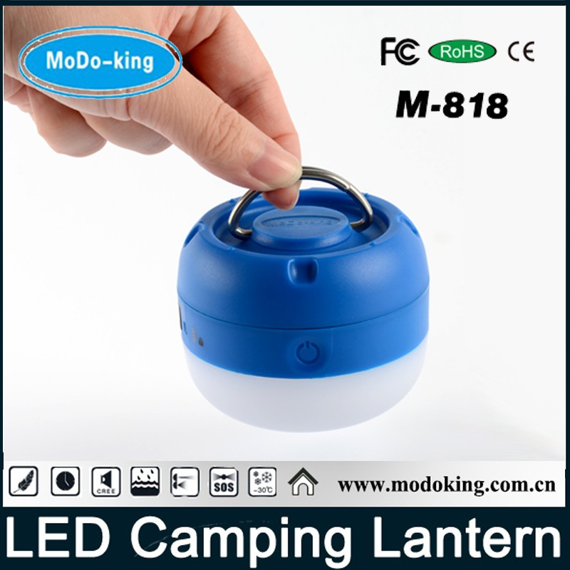 Waterproof high power outdoor rechargeable led camping lantern touch sensor lantern lamps 1800mAh