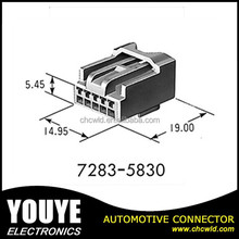 5 pin 7283-5830 Automobile connector electrical connector