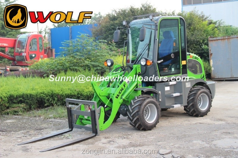 Changchai Engine, Quick hitch, quick coupler ZL08 wheel loader