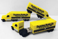 Custom USB Gritter Lorry USB Flash Drive Gallery, Custom made Truck Usb Bespoke Memory thumb drive keys 2gb 4gb 8gb