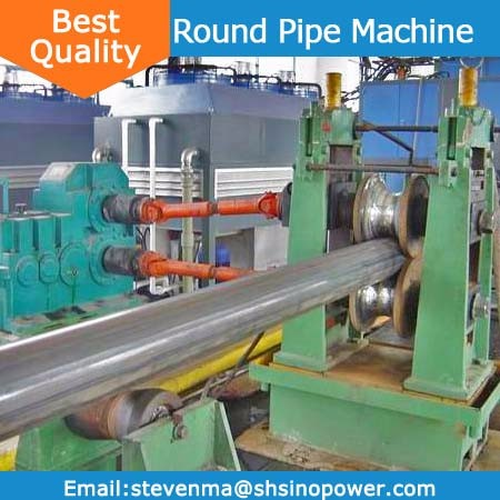 Heavy thickness carton tube machine pipe mill line