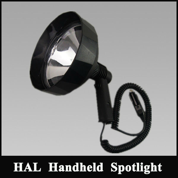 guangzhou outdoor lights manufacturer 100W Halogen Hunting Spotlight with 6'7'9' Reflector