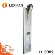 Hot sale Panama City all in one solar led street light with CE&ROHS ISO IP65 waterproof road lamps