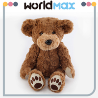 Top Selling Personalized Super Soft Velboa Teddy Bear Animals Plush Toys