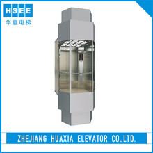 HSEE-JJ52 Panoramic Sightseeing External Commercial Passenger Lift