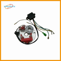 Performance motorcyle engine parts magneto stator for 50cc scooter