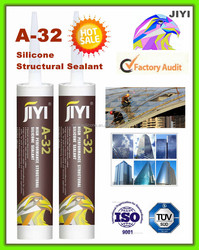 100% weatherproof acetic silicone sealant, factory supply