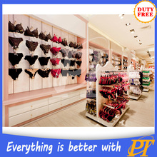 Factory outlet lingerie display cabinet,lingerie display showcase for lingerie display