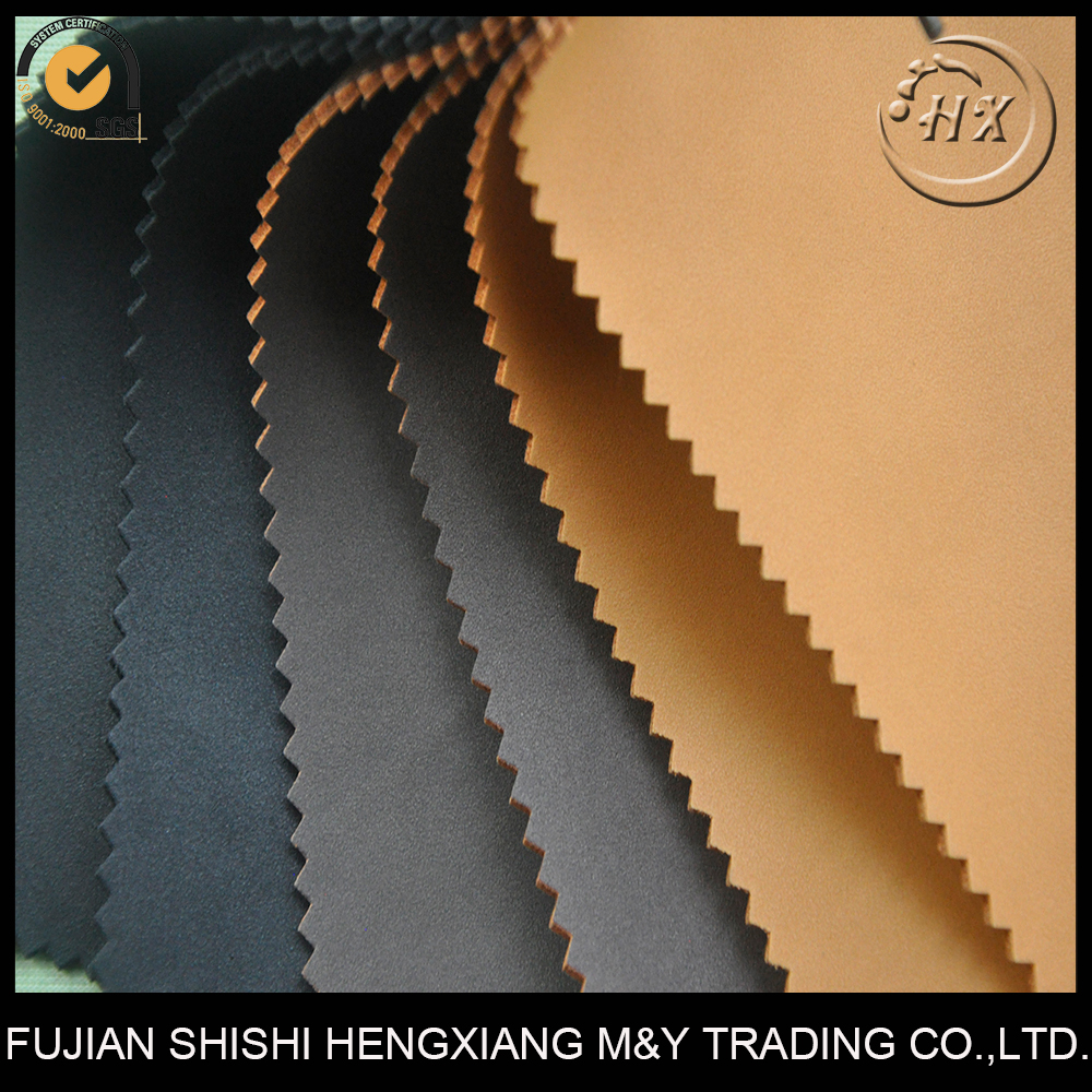 1.4mm Soft Back Coating Pu Synthetic Faux Leather For Bags,Shoes,Belt