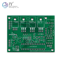"China manufacturer customized 21"" crt tv pcb circuit boards high quality printed circuit board factory price pcb"