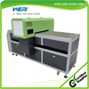Best selling A1 size WER-EP4880T white ink and ball screw system T- shirt printer garment dtg printer