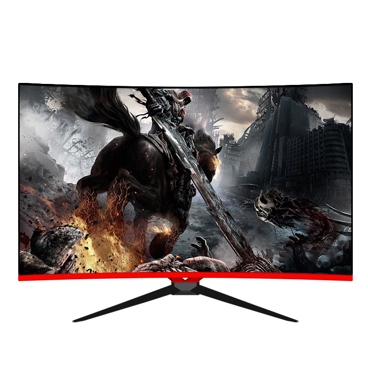 32 inch curved gaming monitor 144hz led computer monitor 2k monitor
