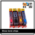 4 color cartridge for HP 364 for compatible ink cartridge for HP Photosmart 7520