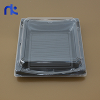 Plastic Food Packaging Box For Japanese