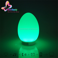 factory directly promotional waterproof bluetooth speaker with led light