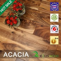 Asian walnut / Acacia Solid hardwood flooring hot sale