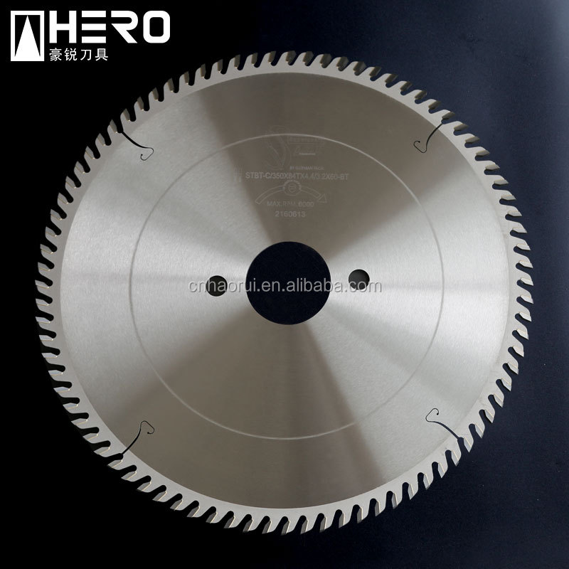 Carbide panel sizing saw blade 380mm 15 inch 4.4mm 84T