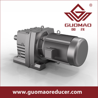 New product 2017 GR helical speed reducer With Good Service