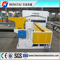plant equipment 3-6mm wires fence panel mesh making Machine welding mesh machine