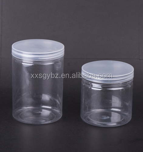 250ml small clear Plastic pet bottles