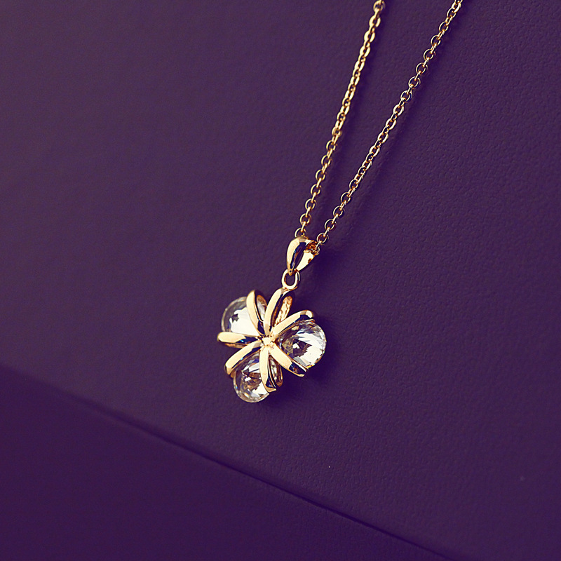 China Factory Cheap Price Wholesale Gold Necklace Earring ...