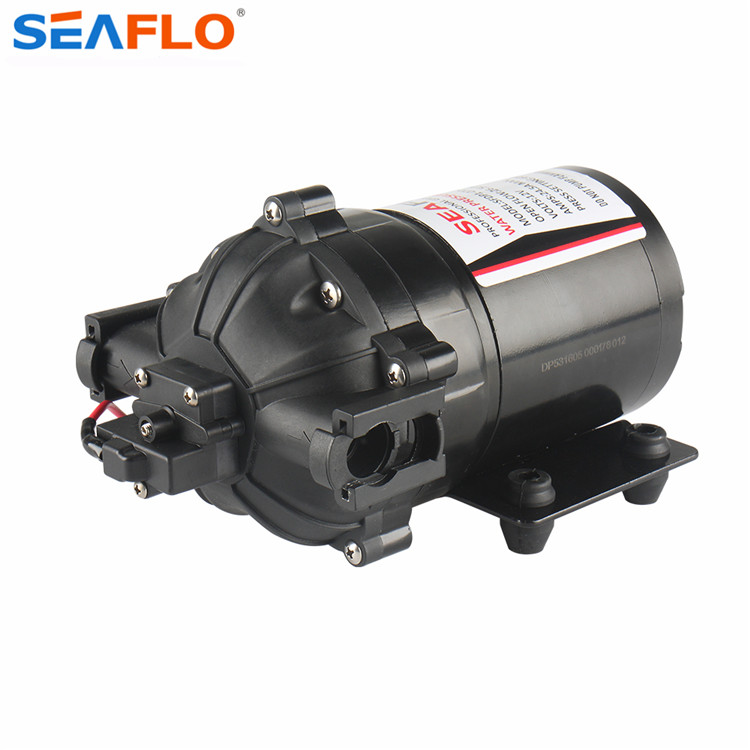 SEAFLO 60 Psi Micro High Pressure Water Mist Pump 15Lpm