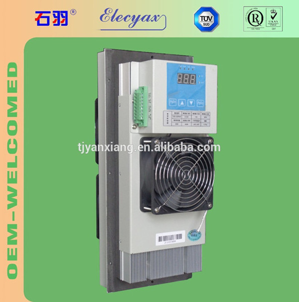 LCD outdoor totem air conditioner/Outdoor or electric cabinet air conditioner/600W industrial air conditioner