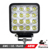 2/24V LED work light HML-1748, flood/spot, for Truck, tractor,trailer, offroad driving for Jeep,suv,atv,motorcycle,4X4car,IP67