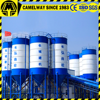 25m3--180m3 capacity HZS series concrete batching plant | HZS25--HZS180 concrete batch plant