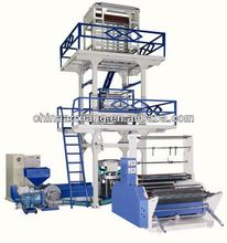 film stretch blow machine three layer film blowing machine blowing machine for pet preform plant