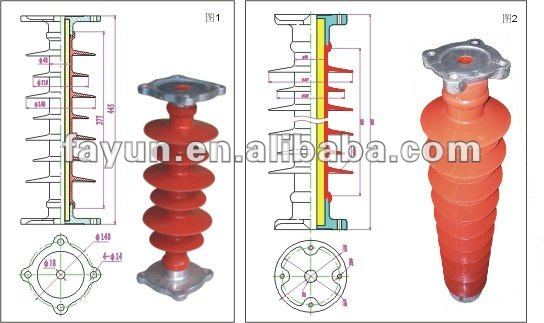 Electric Fence Insulator/Silicon rubber insulator
