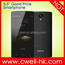 Original HOMTOM HT7 MTK6580 Quad Core Android 5.1 good looking mobile phone cheaper than homtom ht7 pro