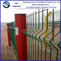 High Security Airport Wire Mesh Fence specification