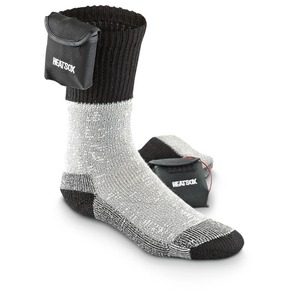 3.7V 1800Mah Microwave Heated Socks For Skiing