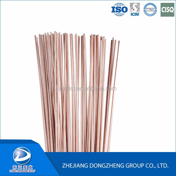 ISO9001 cadmium-free silver brazing alloys rods welding