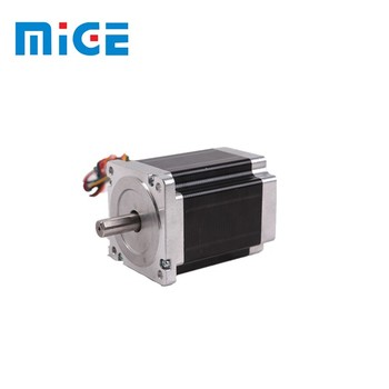 2 phase Nema 34 closed loop step motor with encoder