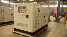 CE ISO9001 Emergency Power 70kva Denyo Diesel Generator
