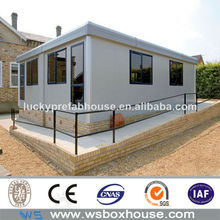 steel structure container prefab guard