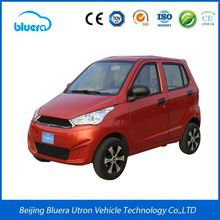 Classical Electric Car With Solar Panel Eec Certification And Coc 2 Seats