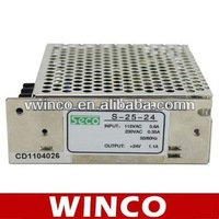 CE approved S-25 switching power supply design