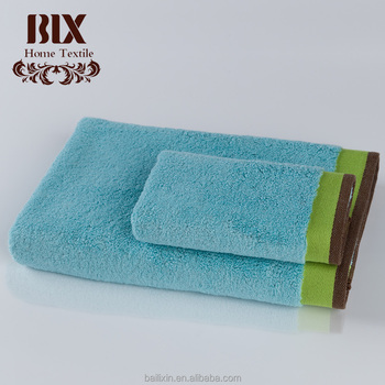 china suppliers custom made cotton face towel for gift