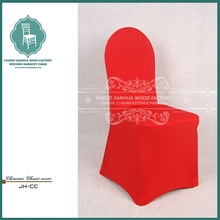 wholesale cheap pink spandex chair covers for weddings