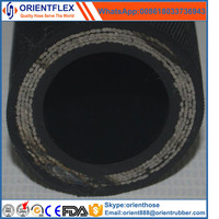 manufacture hydraulic rubber hose SAE100 r9 r12