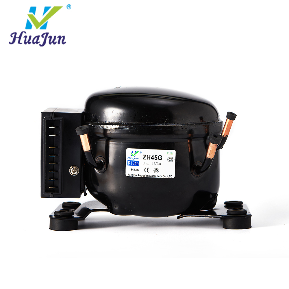 R134a Refrigerator 12V DC Compressor For Mini Fridge