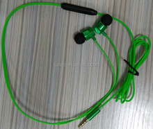 new product 2016 smart phones earphones for mobile phone earphone ,mp3 player computers and accessories