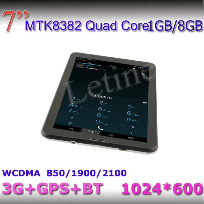 2014 hot pad tablet pc with tablet pc with phone function built-in gps 3g wifi tablet pc from Letine